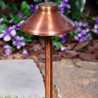 Copper Landscape Lighting Fixtures Caring For Copper Fixtures Landscape Lighting Supply Company