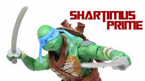 turtles leonardo 2014 basic figure review