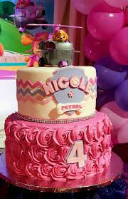 paw patrol cake skye cake creations 4theloveofcakes