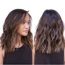 shoulder length hair with layers at bottom 80 sensational medium length haircuts for thick hair medium wavy