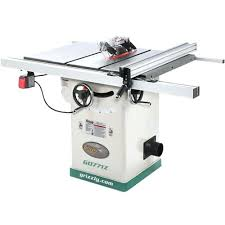 delta 13 10 in table saw hybrid table saw with t shaped fence grizzly industrial delta 10