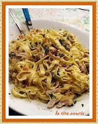 recette de cuisine facile et rapide plat chaud recette de tagliatelles aux fruits de mer et au conté rapé
