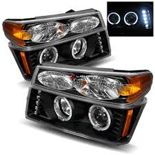 dash z racing lighting aftermarket lights headlights