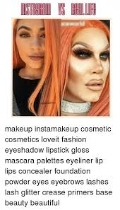 Meme Cosmetics - ugly dashian makeup instamakeup cosmetic cosmetics loveit fashion