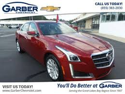 2014 cadillac cts price pre owned 2014 cadillac cts 2 0l turbo sedan in midland 20157475p