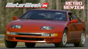 nissan sport 1990 1990 nissan 300zx turbo retro review youtube