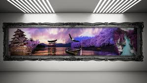 gamut media custom wall mural