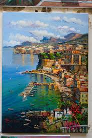 Paint Places by The Beauty Of Naples Sorrento U0026 The Amalfi Coast U2013 Driving U0026 Sea