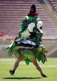 top 5 most ridiculed mascots in college sports cbs los angeles