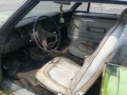 1970 Cuda Interior Some Lime Light 1970 Plymouth Gtx