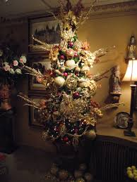 wonderful elegant christmas decorations with creative f tree
