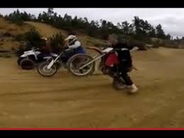 motocross drag racing enduro the drag race s youtube