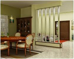 decoration cool living room partition with effective divider