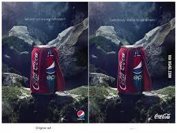 Coca Cola Halloween Costume Coke Pepsi Scary Halloween Ad Campaign Brandme Brandme