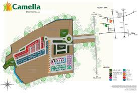 Camella Homes Drina Floor Plan Camella Bucandala Camella Homes South