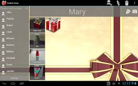 gift exchange manager android apps on google play