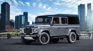land rover defender 2015 special edition land rover defender startech sixty8 by brabus hiconsumption