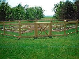 Fence Ideas For Garden Garden Fence Ideas Wooden Garden Fencing Ideas Acacia Gardens