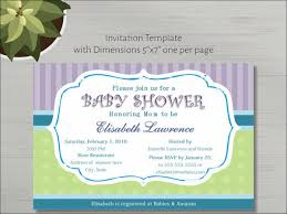 baby shower website 9 baby shower invitation templates free psd vector ai eps
