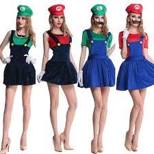 Mario Womens Halloween Costume 25 Couples Fancy Dress Ideas Costume