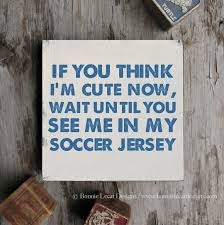 soccer wall sign funny soccer sign for boys or girls room