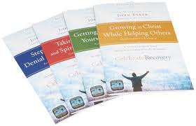 celebrate recovery revised edition participant u0027s guide set a