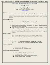 Best Resume Certifications by Good Resume Format For Teachers Free Resume Example And Writing