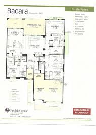 100 pebble creek floor plans floor plans for the sonoran