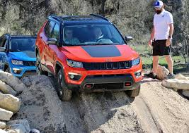 red jeep compass first drive 2017 jeep compass jk forum