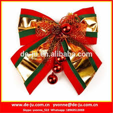 red bowknot unpainted christmas ornament buy unpainted christmas