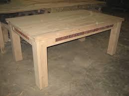 Southwest Dining Room Furniture Cedar Dining Room Table Alliancemv Com