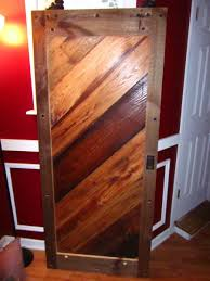 Reclaimed Wood Interior Doors Handmade Reclaimed Wood Interior Barn Doors By Northeast Furniture