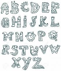 halloween cartoon drawings cartoon drawing with alphabets cartoon drawing with alphabets how