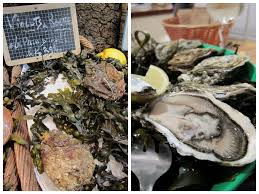 The Best Seafood In Paris Seafood Restaurants In Paris Time Eating Oysters In Paris L U0027ecume St Honore U0027 Elizabeth Minchilli