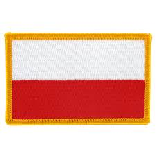 Country Flags Patches Indonesia Flag Patch
