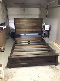 Queen Bed Rails For Headboard And Footboard by Headboard King Bed Frame Headboard Attachment Full Size Metal
