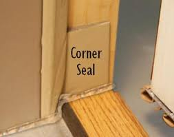 Weather Stripping Exterior Door Mastercraft Corner Seal Weather For Exterior Doors At Menards