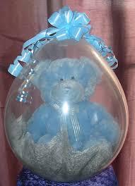 balloons and bears delivery osito de peluche dentro de globo para decoracion de baby shower