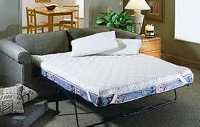 Memory Foam Mattress Sofa Bed by Amazing Memory Foam Mattress Topper For Sleeper Sofa 29 In Twin