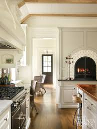 kitchen fireplace design ideas 6 beautiful kitchens with elements account cozy