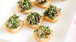 canape recipes easy canapé recipes that still look posh 9kitchen