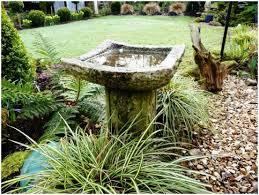 backyards splendid unique bird baths with fountains ideas plus