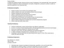 basic computer knowledge resume free resume basic computer