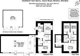 Hardwick Hall Floor Plan by 4 Bedroom Semi Detached House For Sale In Hardwick Farm Barns