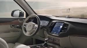 volvo cars volvo cars all new xc90 intuitive connection youtube