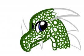 draw draw dragons head kids hellokids