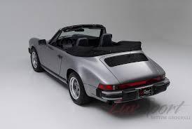 porsche new model 1988 porsche 911 carrera anniversary edition stock 1988103 for