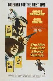 The Man Who Shot Liberty Valance Online Amazon Com The Man Who Shot Liberty Valance Poster Movie D 11x17