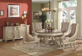 white dining room set brilliant antique white dining table set