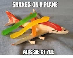 Aussie Memes - snakes on a plane tas aussie style meme on me me
